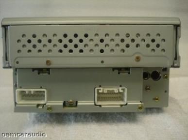 02 03 04 toyota camry jbl rds radio stereo 6 disc changer. Black Bedroom Furniture Sets. Home Design Ideas