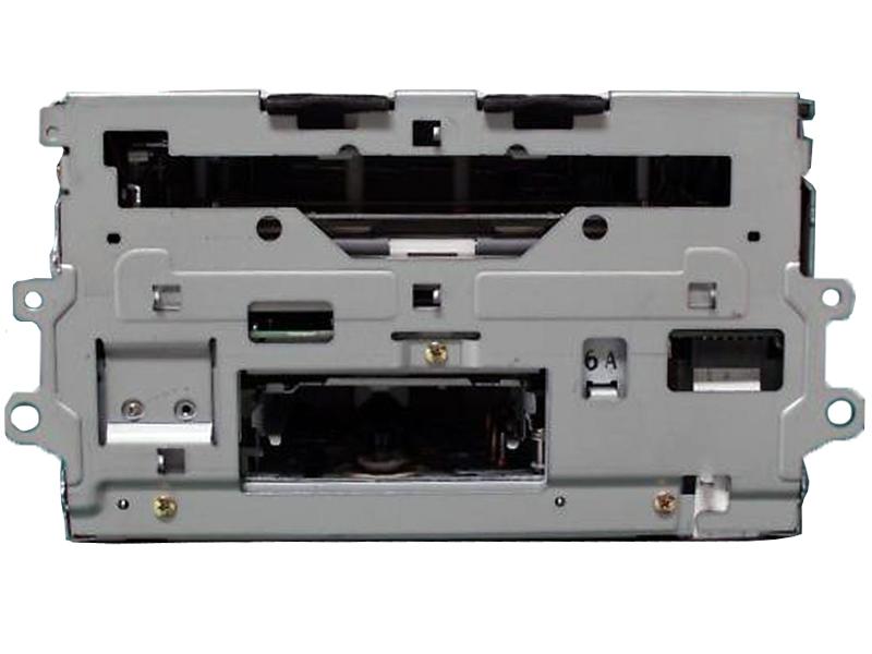 04 Infiniti G35 G 35 Navigation GPS Radio Bose 6 Disc Changer Tape CD Player