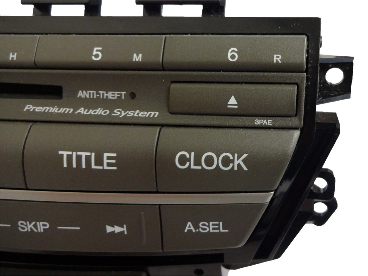 08 09 2010 2011 2012 Honda Accord Radio Xm Sat Mp3 Mp 3 6