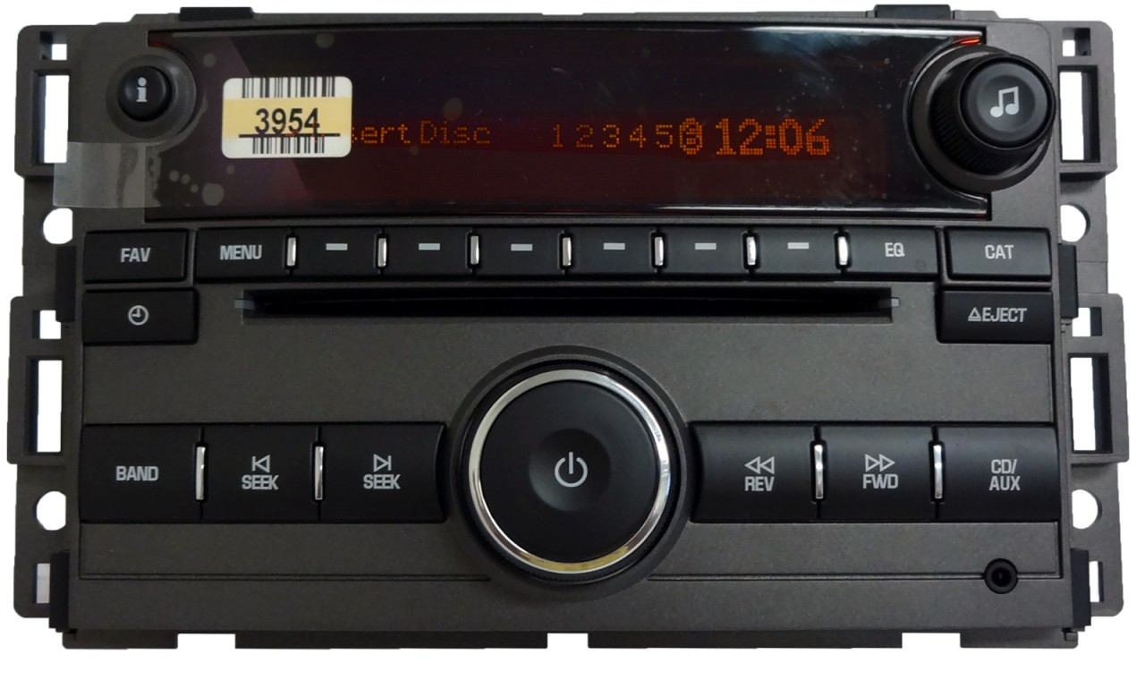 saturn oem factory radio aux mp3 mp 3 cd disc player. Black Bedroom Furniture Sets. Home Design Ideas