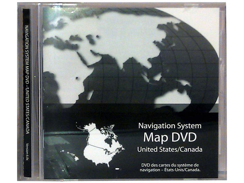 New GMC Chevrolet Chevy Cadillac Navigation GPS Nav Map Disc Disk DVD
