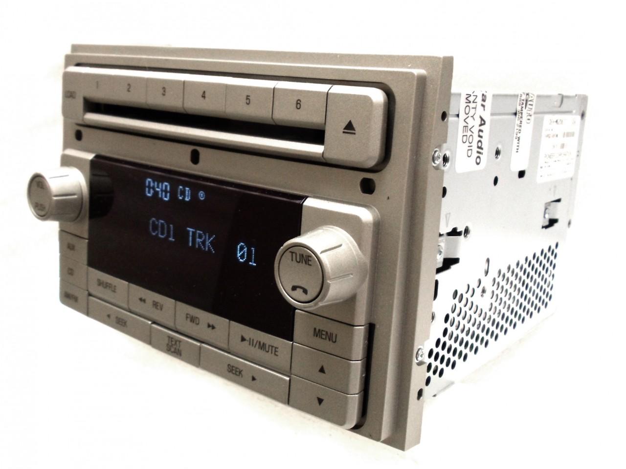 service manual removing radio 2006 lincoln zephyr 2006. Black Bedroom Furniture Sets. Home Design Ideas