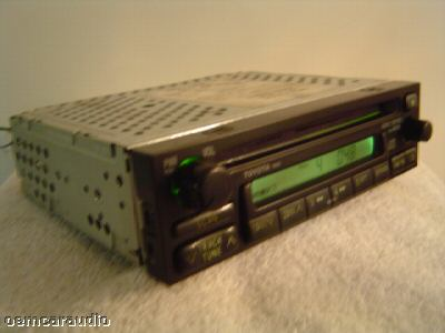 Toyota Tacoma T100 Corolla 4runner Rav4 Radio Stereo Am Fm