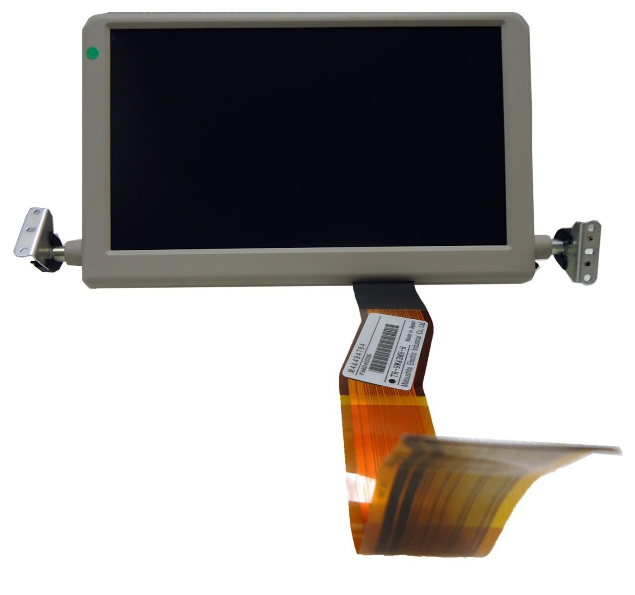 NEW 05 06 07 08 Honda ODYSSEY Acura MDX Rear DVD LCD SCREEN Display Grey Gray | eBay
