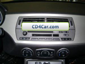 BMW Z4 03-08 Stereo Removal