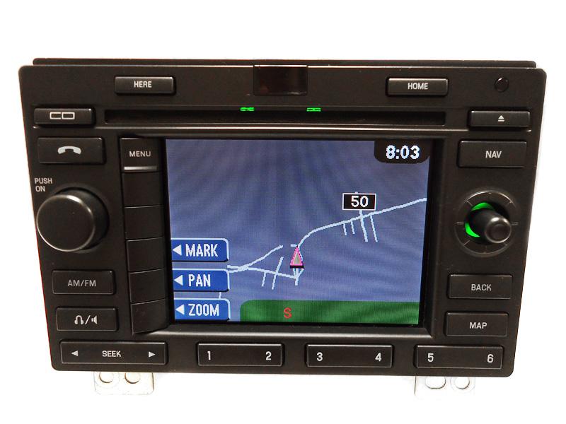FORD Expedition Navigation System GPS Radio Stereo CD Player OEM NAV