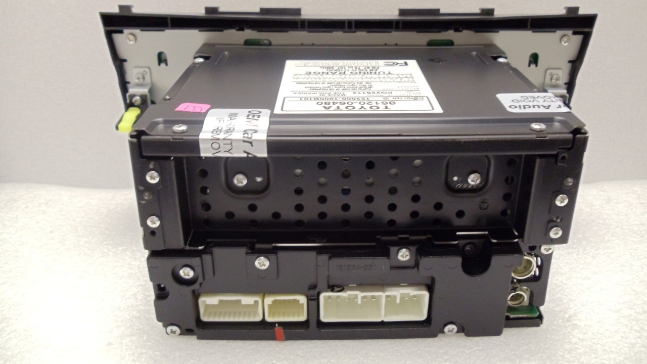 To11846_4__65437_zoom 07 08 09 10 11 toyota camry am fm radio stereo mp3 cd player 11846  at n-0.co