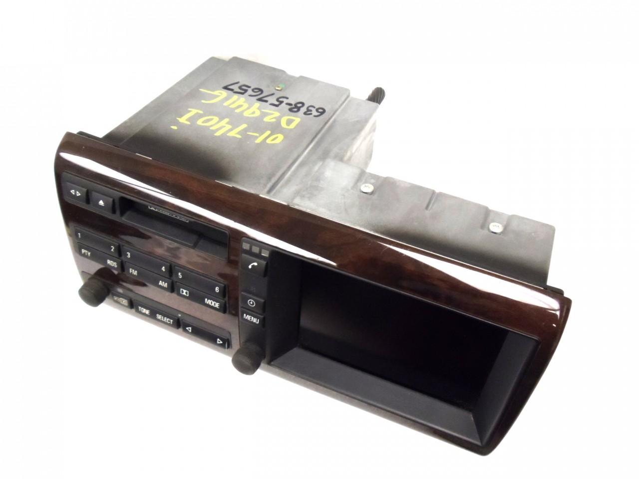 BMW Navigation GPS Radio Tape Player 740 750 525 530 540 M5 528i Series 95 2001