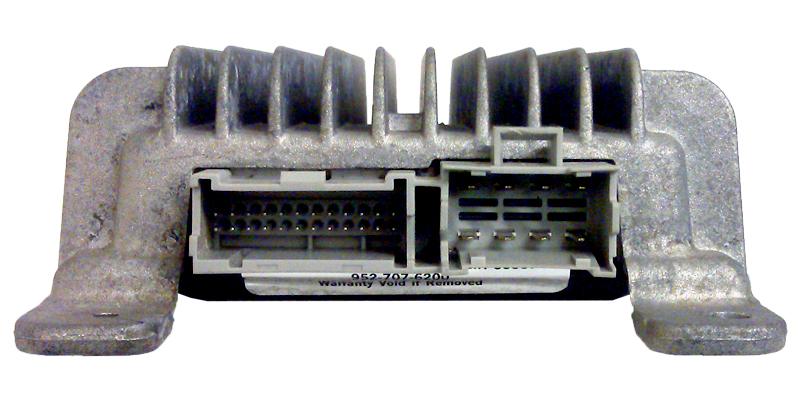 Gmc Sierra Chevy Avalanche Silverado Bose Amplifier Amp